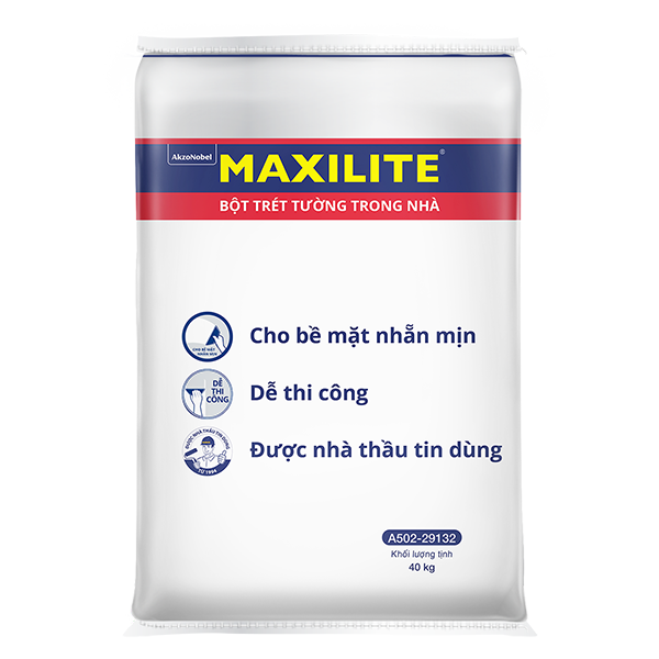 Bao bột trét Maxilite