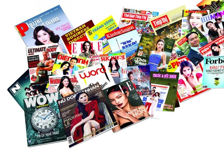 Sách báo tạp chí
